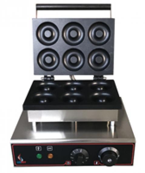 Аппарат для пончиков AIRHOT DM-6 (6 пончиков)