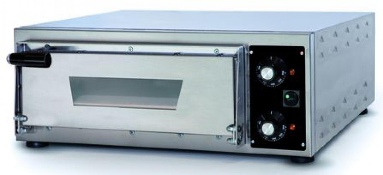Печь для пиццы электрическая Apach AMS1 Eco