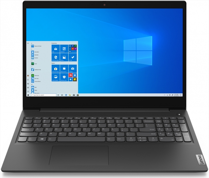 Ноутбук LENOVO IDEAPAD 3 15IML05 (81WB00QBRE)