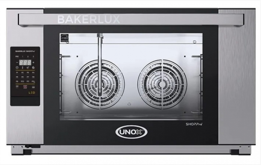 Печь конвекционная UNOX XEFT-04EU-ELDV (шкаф пекарский) на 4 листа 600х400