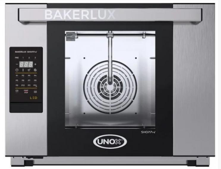 Печь конвекционная UNOX XEFT-04HS-ELDV (шкаф пекарский) на 4 листа 460х330