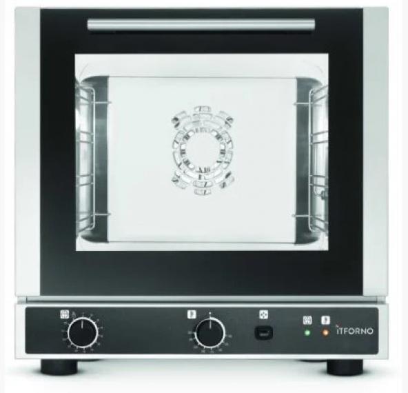 Печь конвекционная ITFORNO ITF 423 UP (шкаф пекарский) с увлажнением