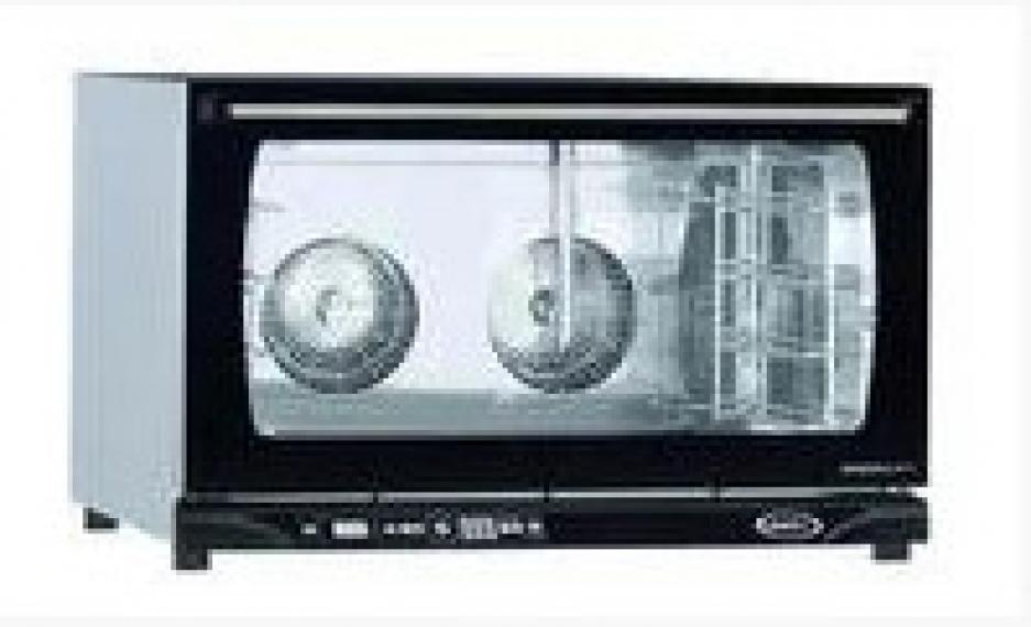 Печь конвекционная UNOX XFT 195 DYNAMIC (шкаф пекарский) на 4 листа 400х600 с пароувлажнением