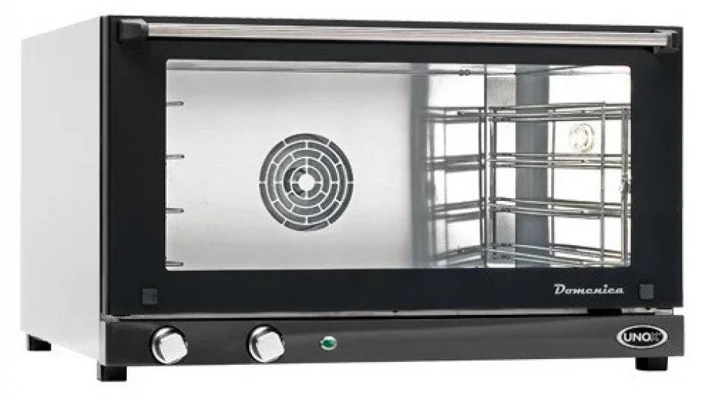 Печь конвекционная UNOX (Унокс) FX043 (шкаф пекарский) на 4 уровня 400х600
