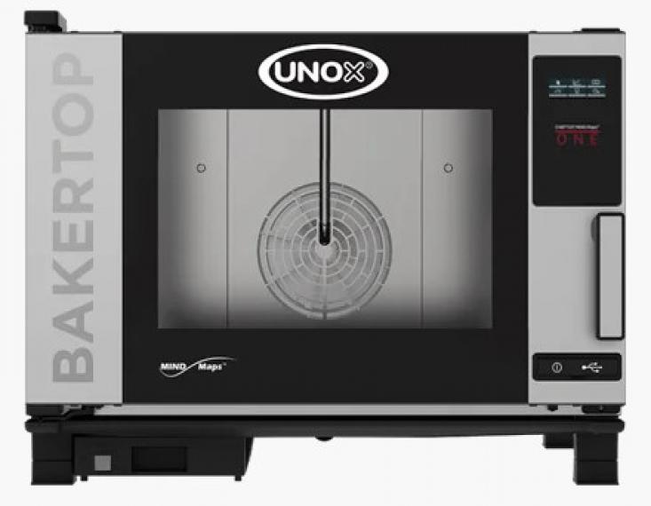 Печь конвекционная UNOX XEBC-04EU-E1R на 4 листа 600х400