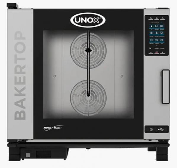 Печь конвекционная UNOX XEBC-06EU-E1R на 6 листов 600х400