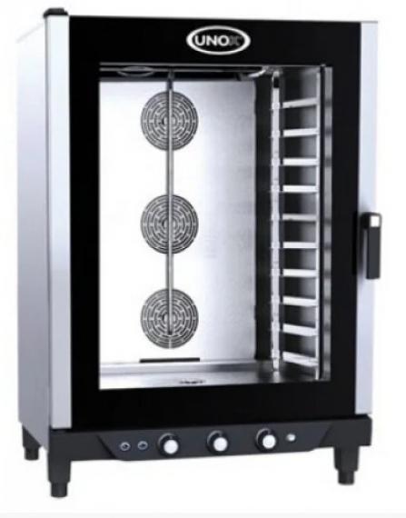 Печь конвекционная UNOX XB 893 (шкаф пекарский) на 10 уровней 400x600
