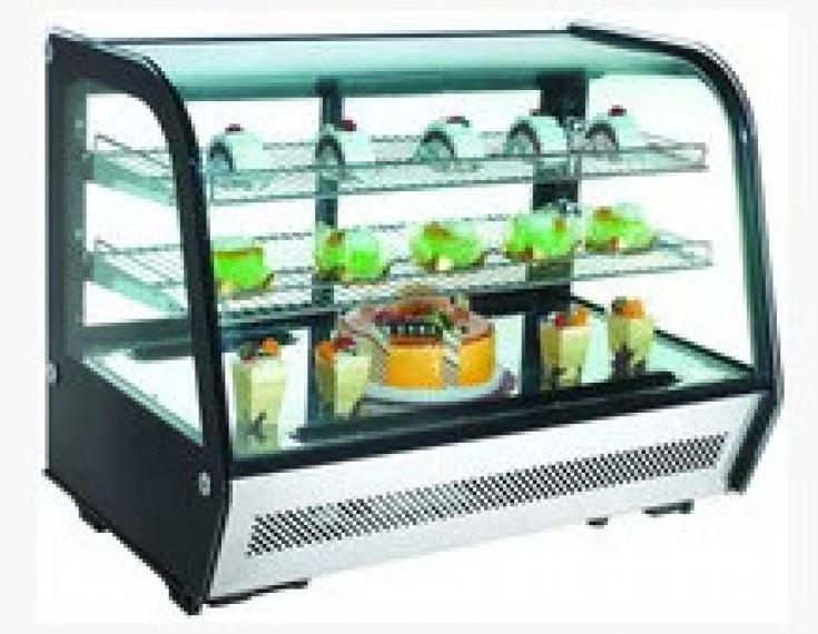 Витрина холодильная настольная CW-120