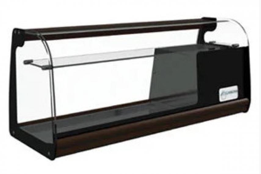 Витрина холодильная настольная ВХСв-1,0 XL CARBOMA (Карбома)