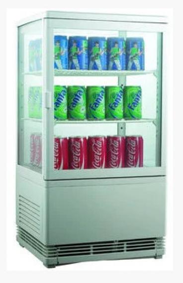 Витрина холодильная настольная CW-58