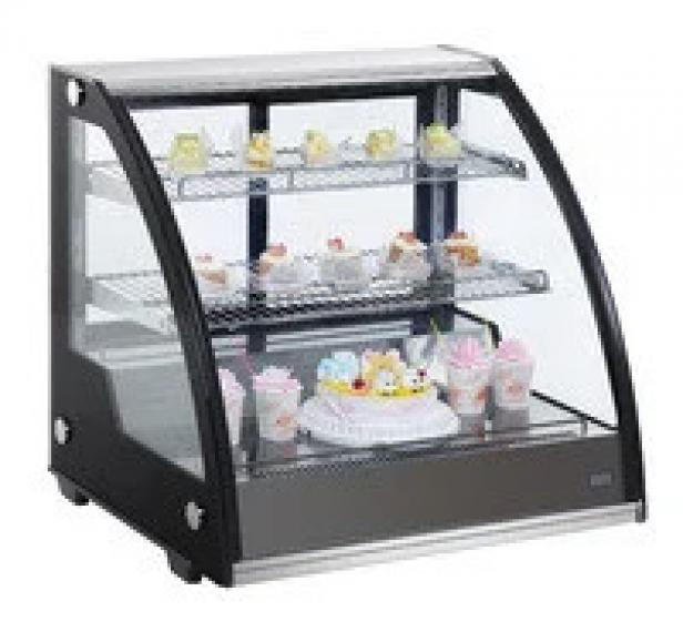 Витрина холодильная настольная CW-130